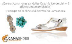 Sorteo del verano Camashoes: ¡gana tus sandalias!