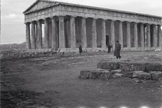 Greek History, Acropolis, Athens Greece, Historical Photos, Scenery, World, Painting, Art, Temples