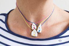 collar hecho de arcilla Archivos - Cocinar con Niños, Craft infantil... Mucho más: Petit On