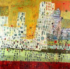 Urban Network, by Gilhooly Studio