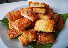 Leveles sajtos rúd   Bababo receptje - Cookpad receptek
