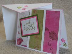 Whimsical Words Handmade Cards