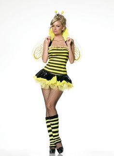 Leg avenue halloween animal clothes halloween women's bee queen 83275 on AliExpress.com. 5% off $81.47