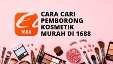 Cara Cari Pemborong Kosmetik Murah Di 1688 - Pakar Import China Shopee Malaysia, Lipstick, China, Lipsticks, Porcelain