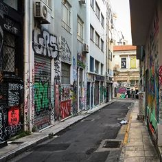 Athens street style #grecia #greece #atenas #athens #graffiti #art #streetart #urban #urbanart by kantolla