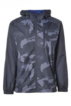 Mens Hooded Camouflage Jacket £37.00 http://www.bravesoul.co.uk/shop/clothing/mens-hooded-camouflage-jacket?colour=CHARCOAL #camo #jackets #mensfashion #bravesoulcouk