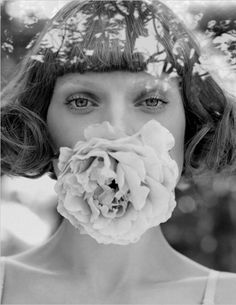 - #portrait #flower