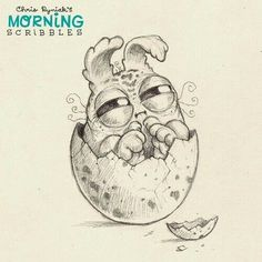 #Chris #Ryniak #chrisryniak #Morningscribbles