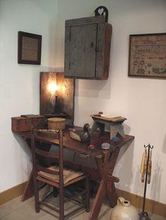 I would like a table like this!
