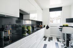 Cozinhas modernas por lignedroite