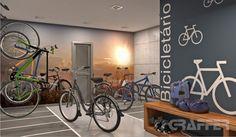 bicicletario condominio - Pesquisa Google