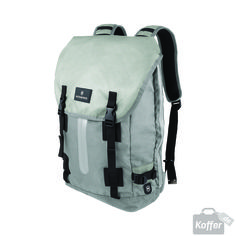 Victorinox Altmont 3.0 Flapover Drawstring Laptop Backpack Grey
