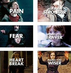 Harry Potter quotes are simply inspiring.