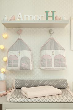Baby Bedroom, Nursery Bedding, Nursery Room, Kids Bedroom, Cute Room Ideas, Baby Sewing Projects, Kid Spaces, Baby Decor, Girl Room