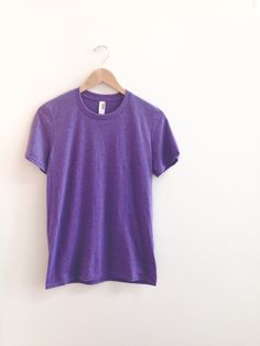 V Neck, Unisex, T Shirts For Women, Purple, Tees, Collection, Fashion, T Shirts, Moda