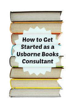 How to be a Usborne Books Consultant ask Anna Chipman how
