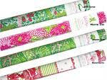 lilly wrapping paper