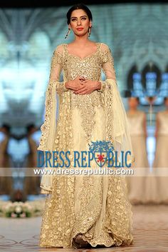 862f9bd93aa45 PBCW Presents Latest Pakistani Bridal Designs by Asifa and Nabeel, Call  Dress Republic UK +