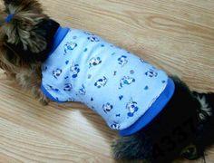 Pelo* Bluzeczka piżamka bluza frotka w pieski