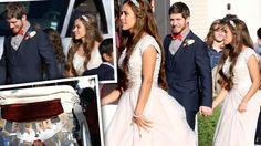 Radar Online | Here Comes The Bride! Inside Radiant Jessa Duggar's Wedding Album