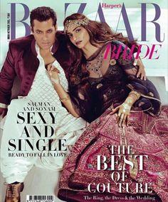 Image via We Heart It #beauty #bollywood #fashionista #india #khan #sonam #kapoor #salman
