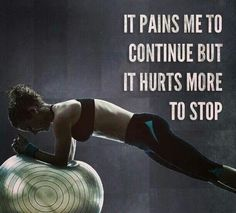It seriously hurts...  #Fitness #Inspiration #Motivationb