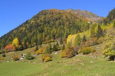 Altanca (Ritom) Switzerland, Golf Courses, Hiking, Walks, Trekking, Hill Walking