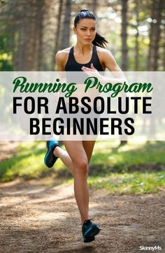Our Running Program for Absolute Beginners will help you take baby steps toward reaching your goals. The beginner's running program, below, is designed for those with absolutely no running experience. Running Plan For Beginners, How To Start Running, Workout For Beginners, Beginner Running, Beginner Workouts, Running Workouts, Running Tips, Treadmill Running, Running Form