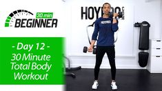 YouTube Beginner Workouts, Workout For Beginners, At Home Workouts, Total Body, Full Body, Workout Challenge, Fitness Tips, Exercise, Health