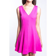 MinkPink brings a pop of Fuchsia to the occasion.