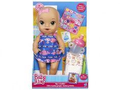 Boneca Baby Alive Hora do Xixi - Hasbro com as melhores condições você encontra no Magazine Vrshop. Confira!