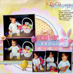 Easter Goodies - Scrapbook.com