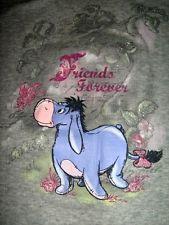 Disney Eeyore Womens Gray Long Sleeve Extra Large Disneyworld T-Shirt Pooh Cute Winnie The Pooh, Winnie The Pooh Quotes, Winnie The Pooh Friends, Eeyore Pictures, Friends And Company, Eeyore Quotes, Love Is Cartoon, Disney Babies, Pooh Bear