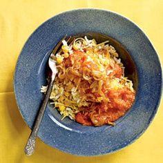 Koshari Vegetarian Pasta and Grains Recipe | CookingLight.com