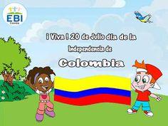 Día de la Independencia - 20 de Julio - Colombia - Imagenes y Carteles