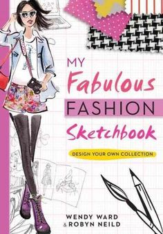 A behind-the-scenes guide on how to create your own fashion line! With beautiful…