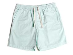 Artistry in Motion Pull Tie Cotton Shorts for Men in Ballad Blue PT025-BLUE
