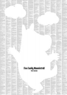 All of Finn Family Moomintroll on one page!