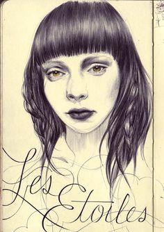Soey Milk sketch