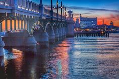 davidlong3653Sunset St. Augustine - looking down the #bridgeoflions at historic #saintaugustine #stauggie #staugsocial #staugustine #saintaugustinebuzz #saintaugustinebeach #saintaugustineflorida #vscocam #vsco #ig_staugustine #historicstaugustine #igjax #ig_jax #igerfl #igersfl #florida #firstcity #flrda #a1a #a1alife #ancientcity #firstcoast