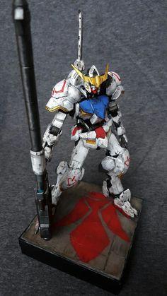 Gundam barbatos 1/100