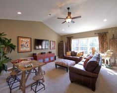 Bonus Room Layout Design, Pictures, Remodel, Decor and Ideas