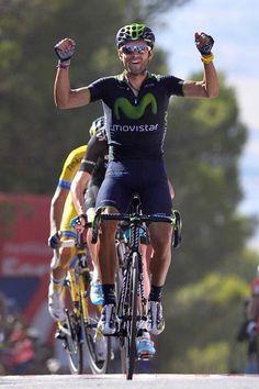 Vuelta a España 2014 - Stage 6: Benalmádena - Cumbres Verdes (La Zubia) 167.7km - Alejandro Valverde wins stage 6!