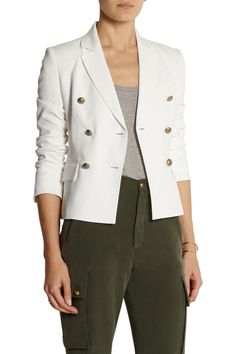 Emman washed-silk jacket | Joseph | 55% off | US | THE OUTNET