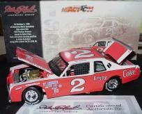 Free S/H Dale Earnhardt 1/24 Action 1980 Coke #2 Ventura