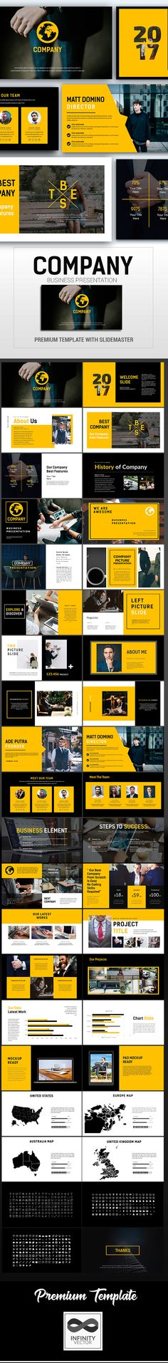 #Company Business Presentation #Google #Slide - Google Slides Presentation Templates