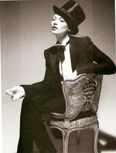 Kate Moss -menswear