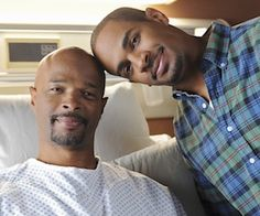 Father & Son: Damon Wayans Sr and  Damon Wayans Jr: because men need their fathers now more than ever.