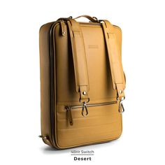 The timeless exterior and smart interior make it the one bag that you can pack in the morning knowing that it will get you through the day, any day. Backpack on your bike, messenger around town and briefcase for those key meetings. Pack it with your laptop and files, throw in a change of Men's Backpack, Fashion Backpack, Cow Leather, Leather Bag, Bike Frame Bag, Minimalist Wallet, One Bag, Laptop Bag, Briefcase