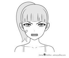 This tutorial explains how to draw female anime and manga style characters using eight popular anime character archetypes with three examples of each. Anime Eyes, Manga Anime, Popular Anime Characters, Drawing Female Body, Anime Character Drawing, Sketches Tutorial, Art Poses, Couple Drawings, Female Anime